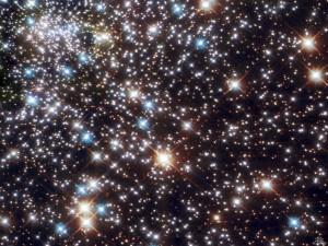 Звезды на небе