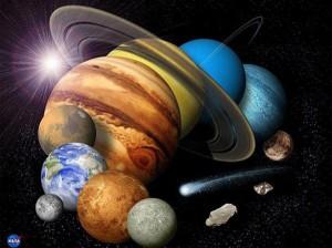 Жизнь в солнечной системе