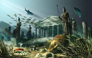 Руины Атлантиды